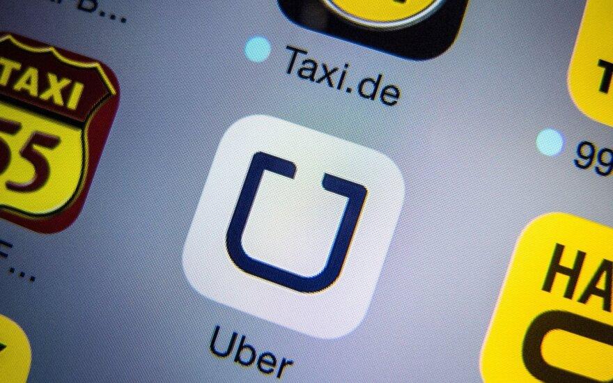 """""""Uber"""" perka Artimųjų Rytų konkurentę """"Careem"""" už 3,1 mlrd. JAV dolerių"""