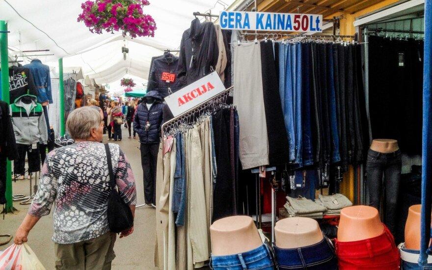 """Lietuvos fenomenas Rytų Europoje: Gariūnų """"šlovė"""" pasklido toli už šalies ribų"""