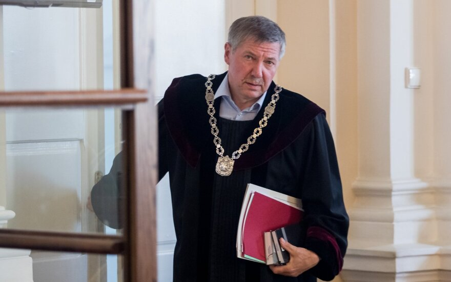 Teisėjas Aloyzas Kruopys