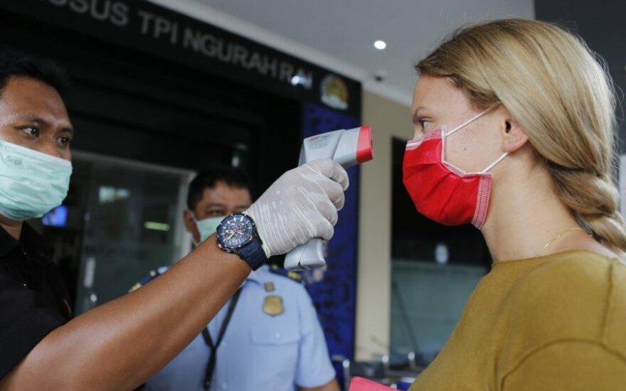 Norvegija siūlo steigti kovos su koronavirusu fondą, siekiant padėti skurdžioms šalims