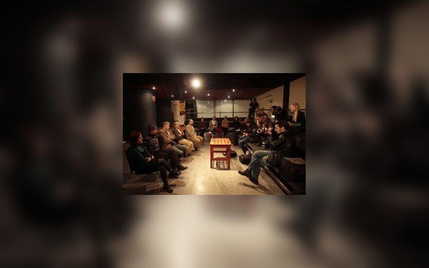 Dvidešimtmečio proga Keistuolių teatras dovanos koncertus