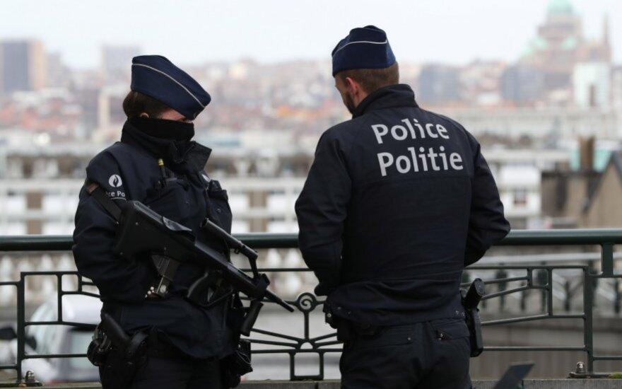 Belgijos policija