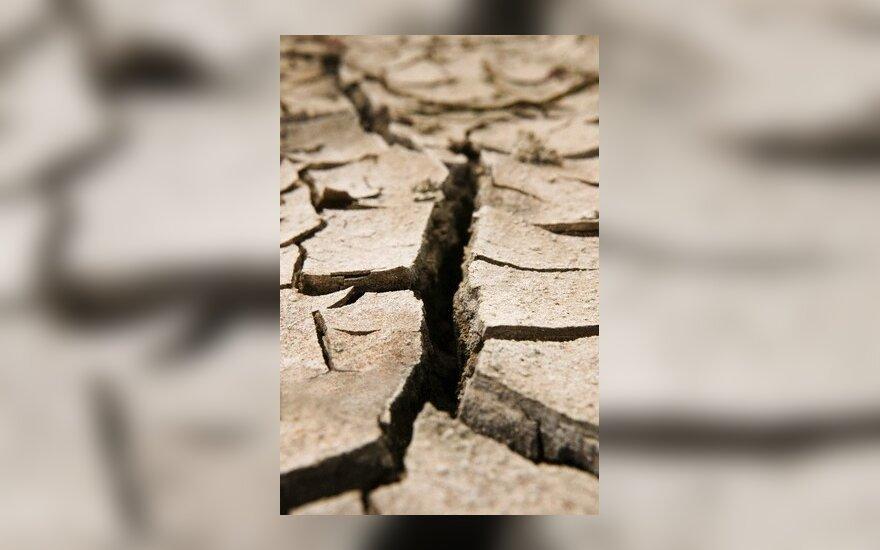 Indoneziją ir Filipinus krečia žemės drebėjimai