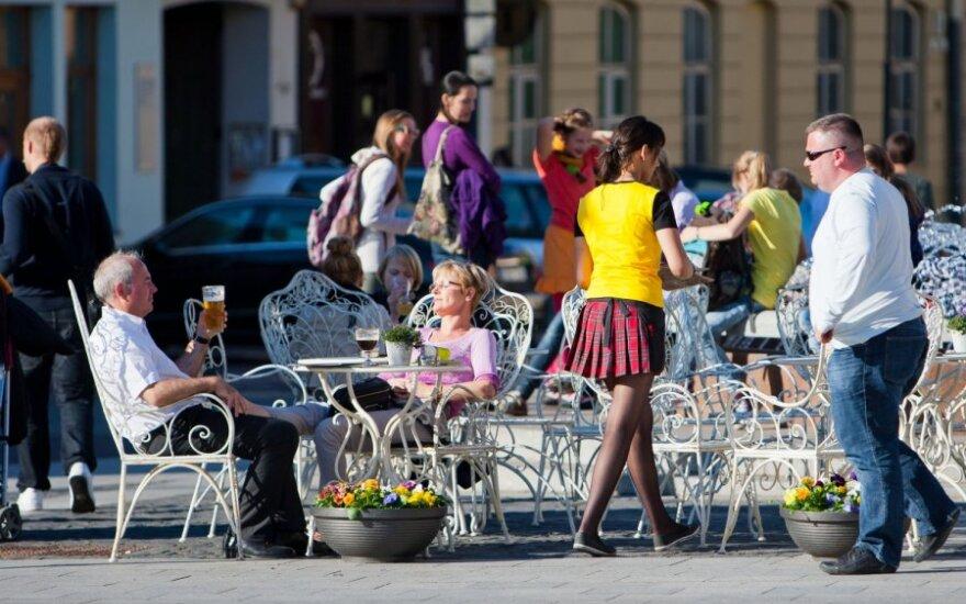 Kavinės ir restoranai: mokslų metų pradžios proga lankytojų padaugėja iki 60 proc.