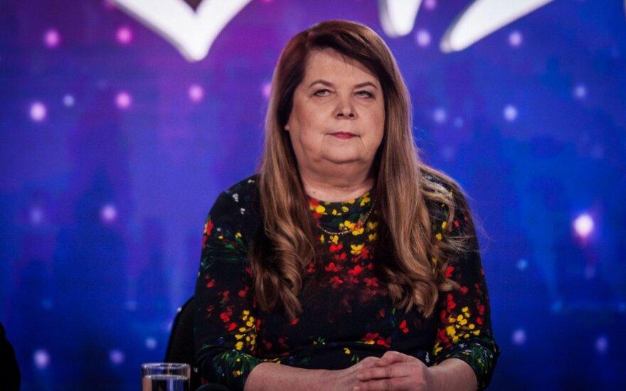 """Paprasta kaunietė tapo """"Eurovizijos"""" atrankų finalo žvaigžde: televizijoje labai trūksta naujų veidų ir balso iš tautos"""