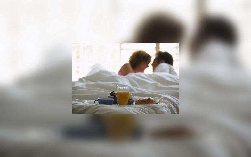 Romantiški pusryčiai