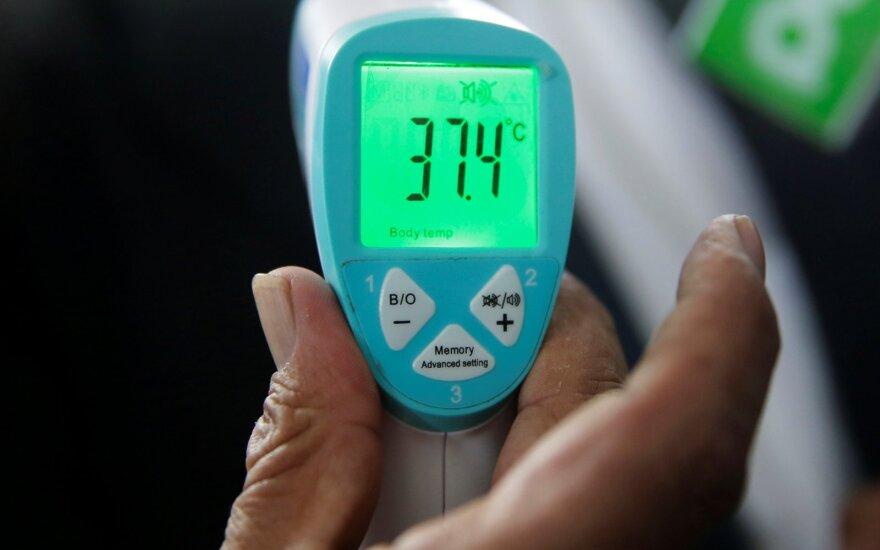 Italijoje užsikrėtusių koronavirusu skaičius perkopė 100
