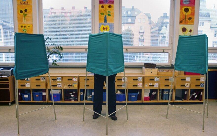 Parlamento rinkimai Švedijoje