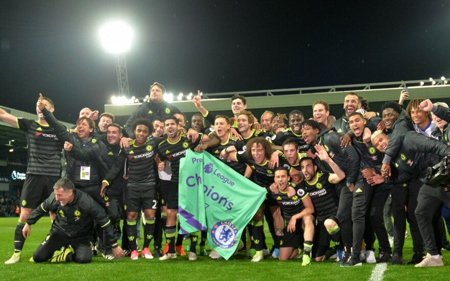 """Chelsea"" triumfas"