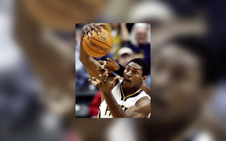 "Ron Artest (""Pacers"")"