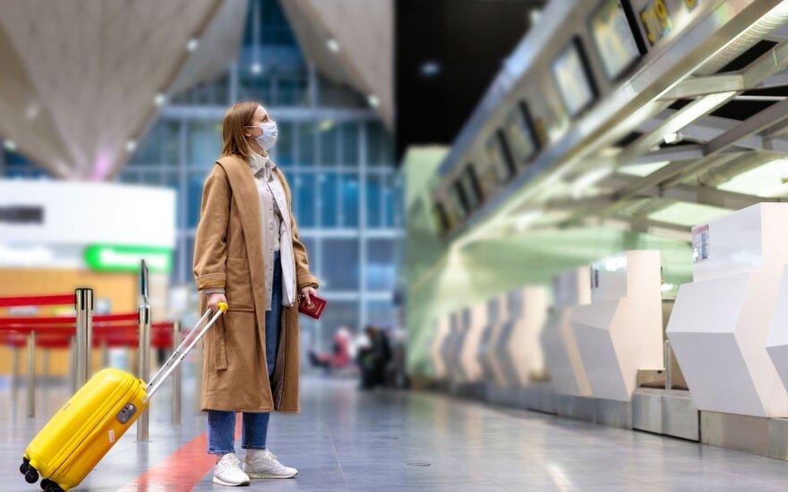 """""""Novaturas"""" pristato papildomą kelionių apsaugą: bus galima atidėti kelionę ir dėl saviizoliacijos"""
