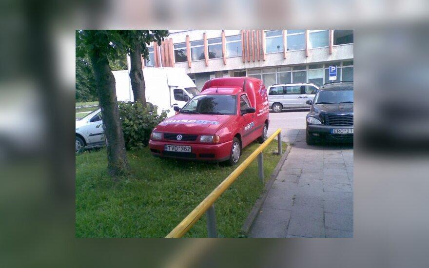 Vilniuje, Savanorių pr.178. 2010-07-15, 12.12 val.