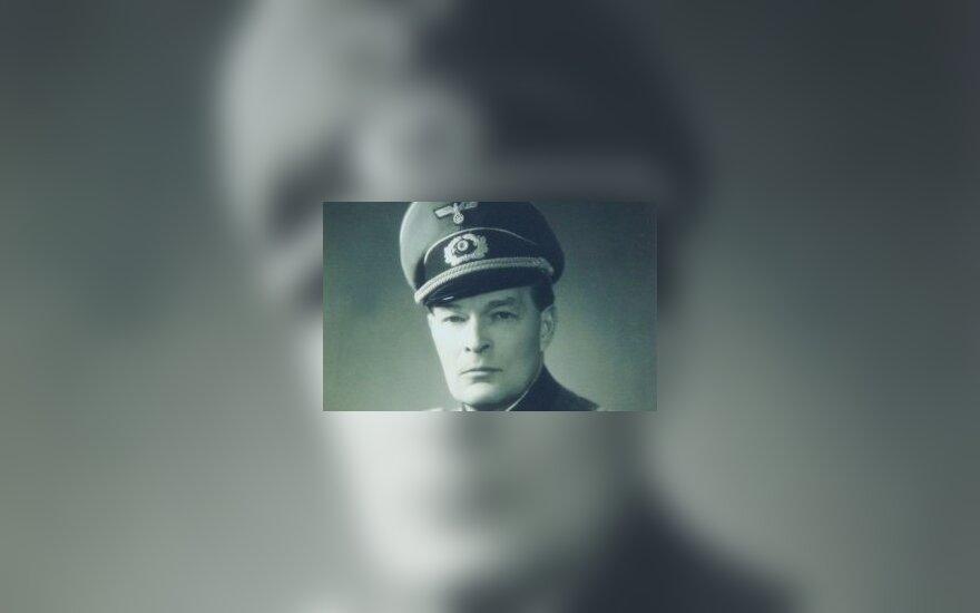 Georgas Michaelis von Merenbergas