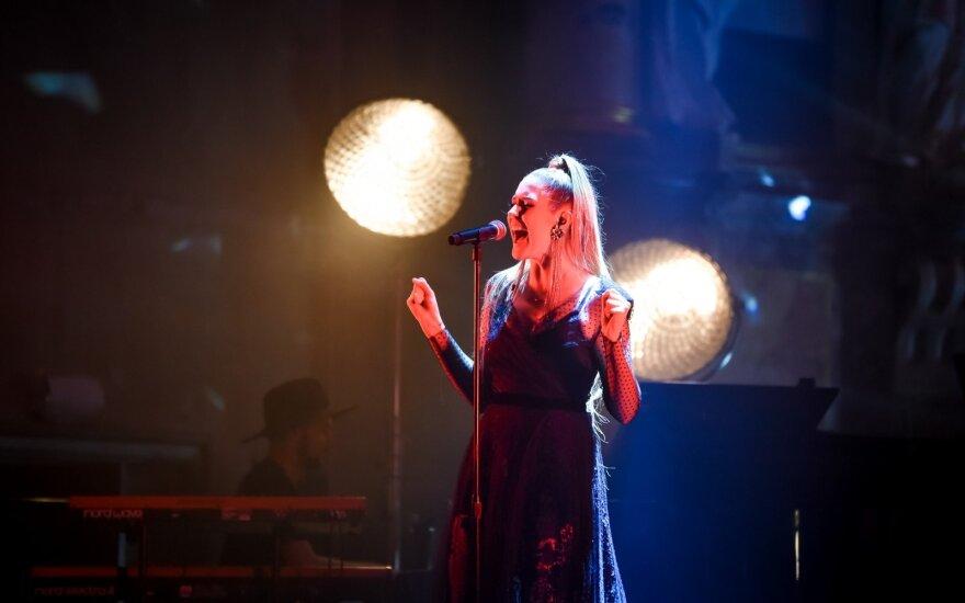Monika Marija pristatė pirmąjį savo albumą