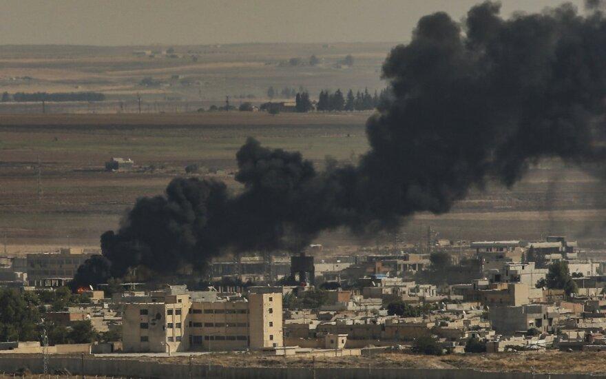 Rusijos ir Turkijos susitarimas griauna Sirijos kurdų savivaldos svajonę