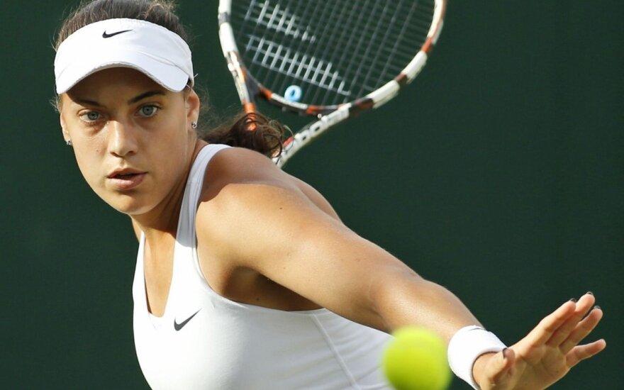 WTA turnyre Anglijoje – 17-metės triumfas