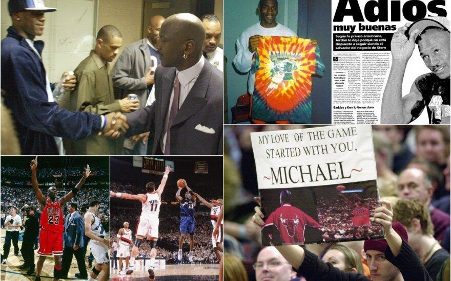 Du žodžiai, ištarti sausio 13-tą, kurie pakeitė krepšinio istoriją