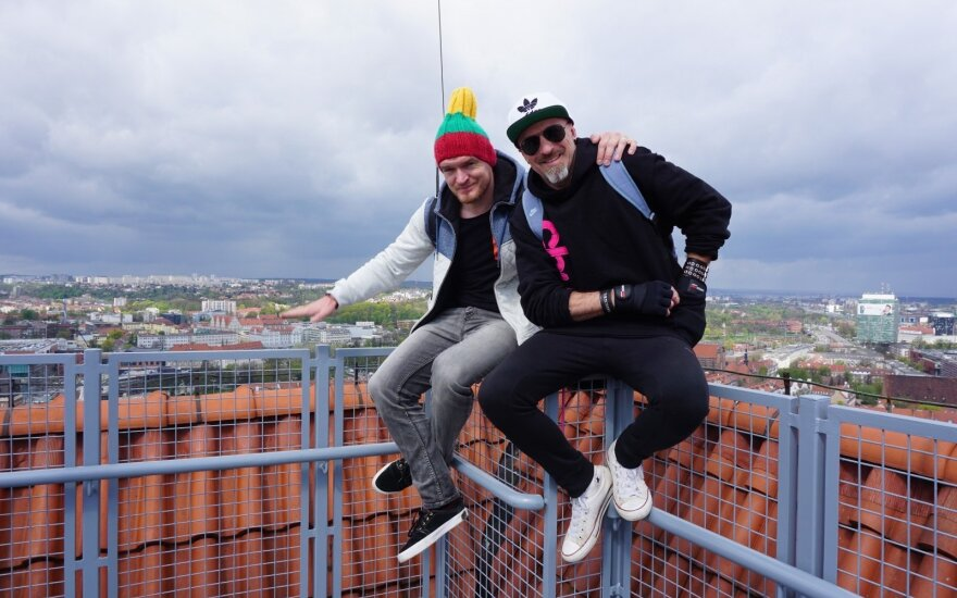 Po Europą keliaujantys lietuviai: iš lenkų tokio sutikimo nesitikėjome