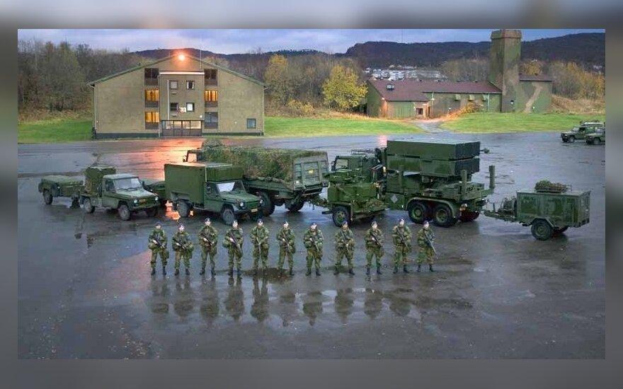 Vidutinio nuotolio oro gynybos sistemų pirkimo sutartis bus pasirašyta ketvirtadienį