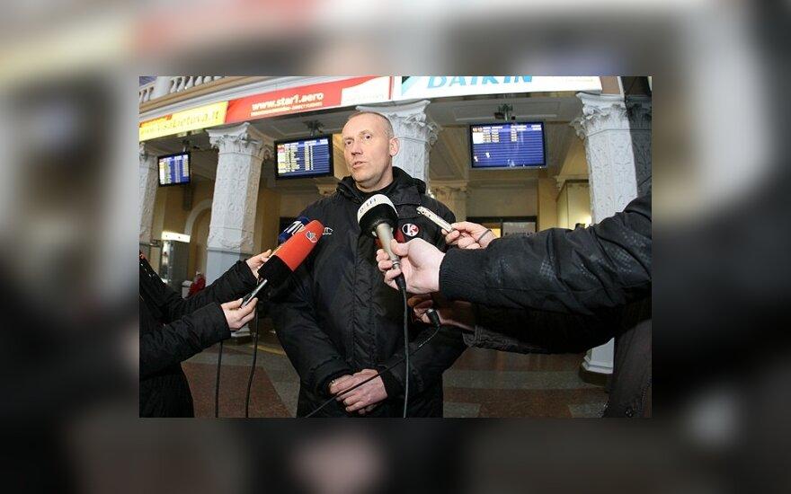 """R.Kurtinaitis: tame pragare """"Partizan"""" pranoko mus ūgiu, agresija ir noru laimėti"""