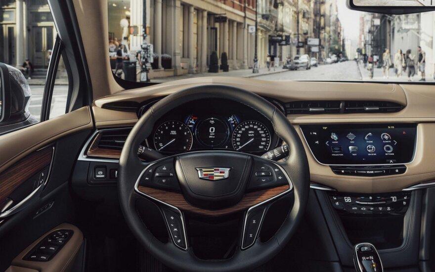 """Cadillac XT5"""