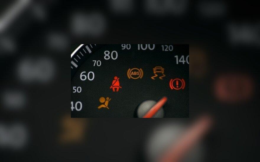 Automobilių saugumo įranga: šiandien papildomai mokame už tai, kas po 5 metų bus standartas