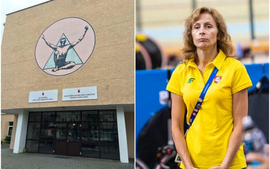 R. Sargūno sporto gimnazija, Solveiga Baleišytė (Foto: Vytautas Dranginis ir Facebook)