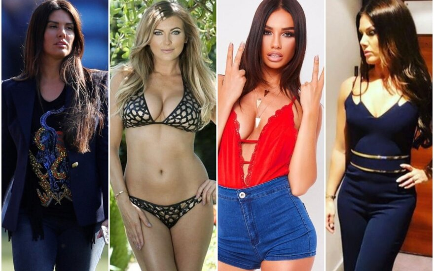 Kate Goodland, Sam Cooke, Ruby Mae, Rebekah Vardy