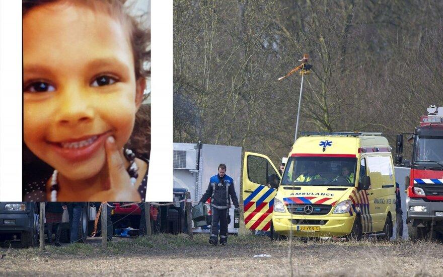 Vaiko teisės: teta prasitarė, kur yra mįslingai Olandijoje dingusi penkiametė lietuvė