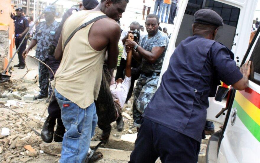 Greitoji pagalba, Gana