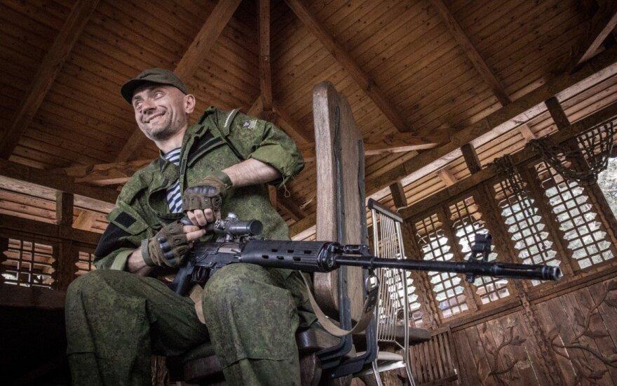 Iš kur Ukrainos separatistai gauna pinigų