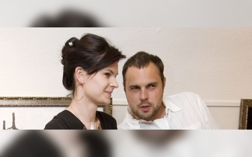 Austėja Jablonskytė ir Jogaila Morkūnas