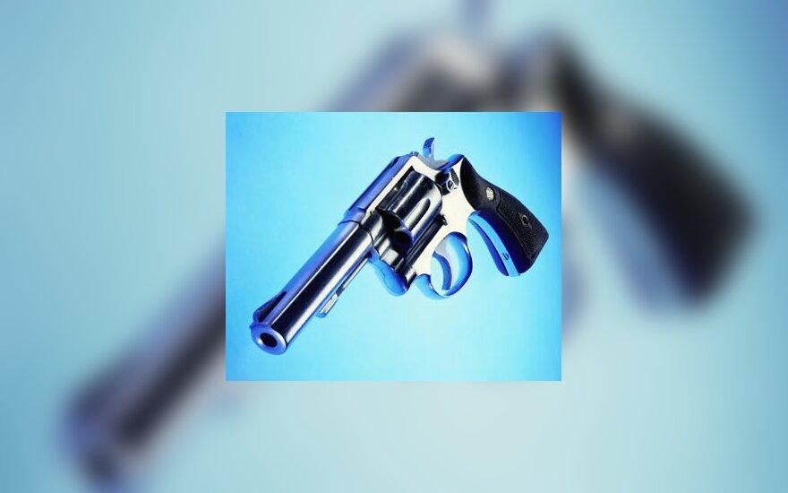 pistoletas, ginklas