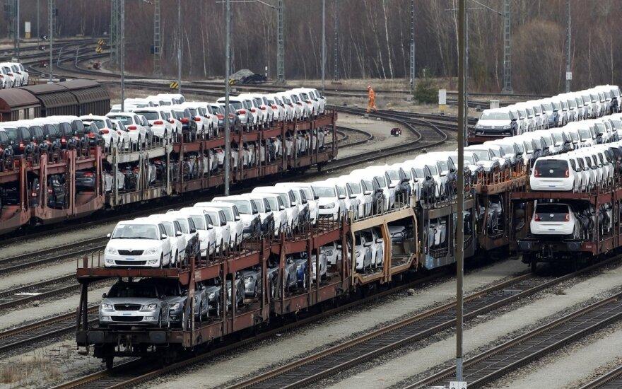 Rusijos geležinkelių nupirkta Prancūzijos bendrovė planų turi ir Lietuvoje