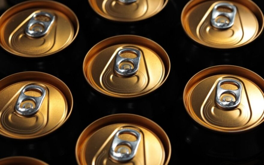 Kodėl vaikams nerekomenduojama gerti energinių gėrimų?