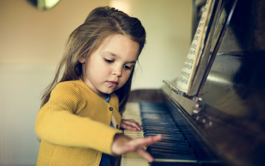 Talentingas vaikas