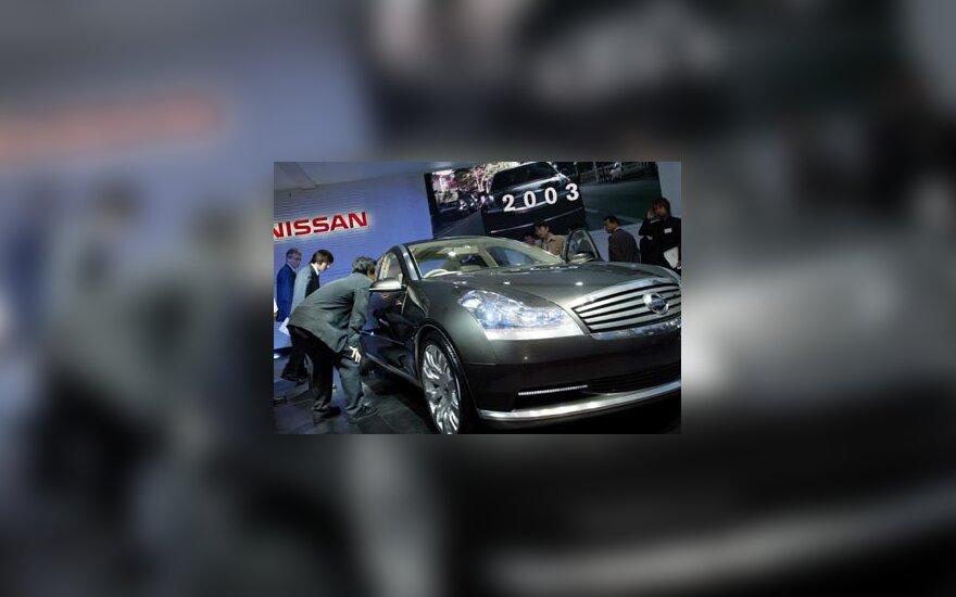 """Nissan Fuga"""