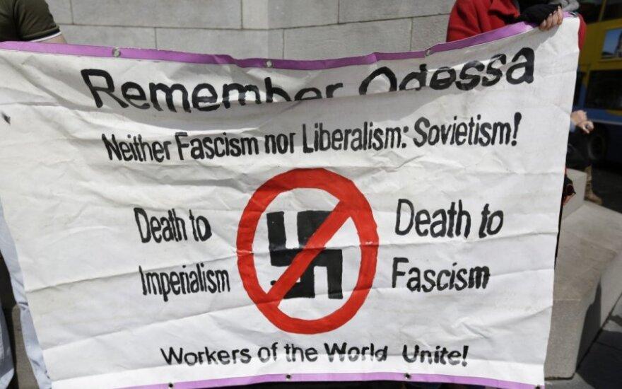 Isterija dėl fašizmo