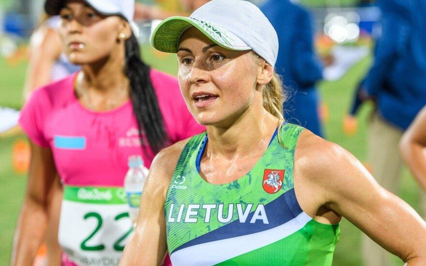 Dėl pasaulio taurės ir olimpinių kelialapių kovos trys lietuviai