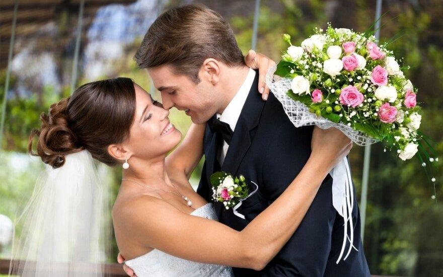 Postūmį lieknėti gavau prieš vestuves
