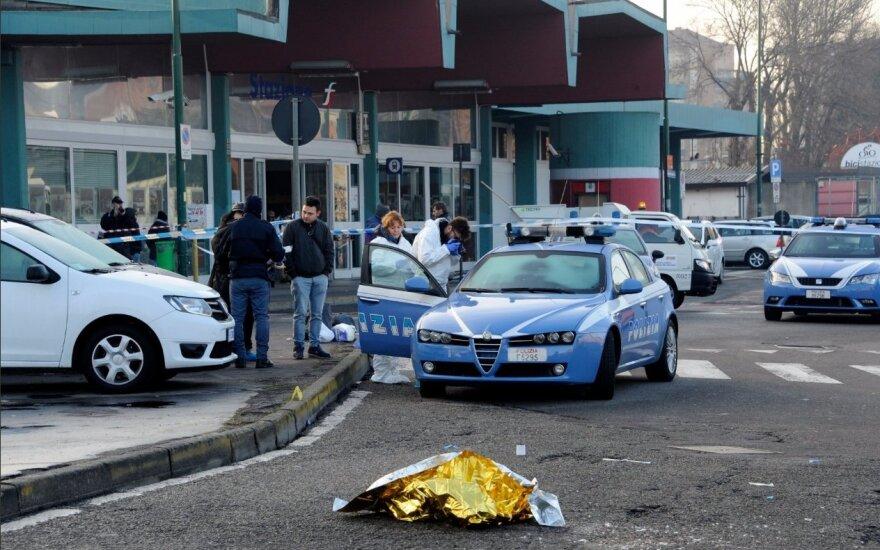Berlyno Kalėdų mugės išpuolio įtariamasis keliavo per Prancūziją