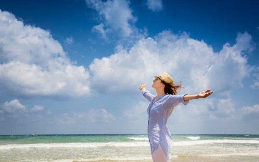 7 žingsniai geresnio gyvenimo link