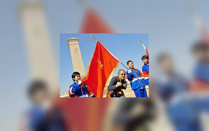 Per 5 metus iš komunistų partijos pasitraukė 50 mln. kinų