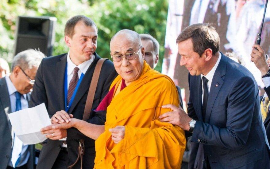 R. Bogdanas. Dalai Lama superžvaigždė