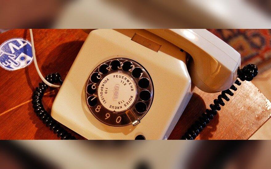 Policija prašo atsiliepti nukentėjusius nuo telefoninių sukčių