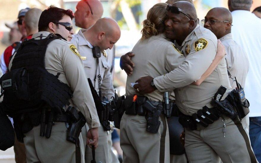 Las Vegase – kraupios šaudynės