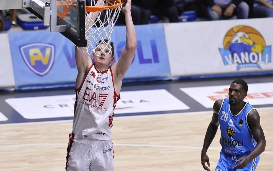 Artūras Gudaitis (olimpiamilano.com nuotr.)