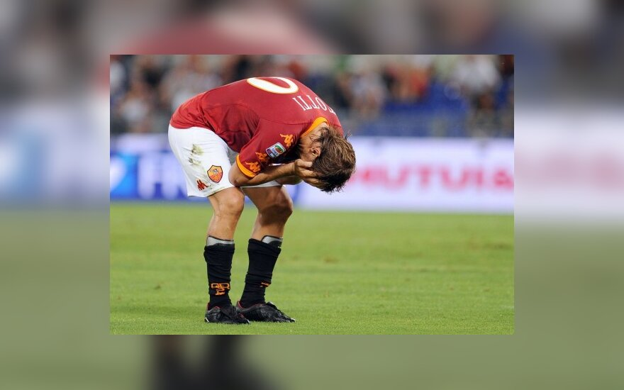 "Francesco Totti (""Roma"")"