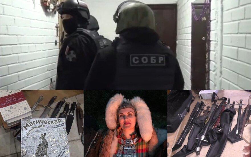 Rusijoje lietuvės sektą užgriuvo ginkluoti pareigūnai: įtaria išviliojus įspūdingas sumas