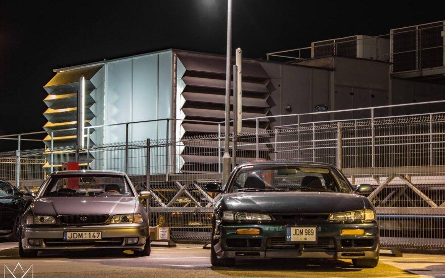 Patobulintų automobilių sezono uždarymas – unikalioje premjeroje